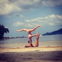 Private/ group yoga and acro yoga instructor