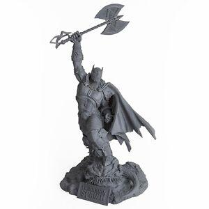Medieval-Spawn-Unpainted-Artist-Proof-Resin-Statue-McFarlane-Exclusive