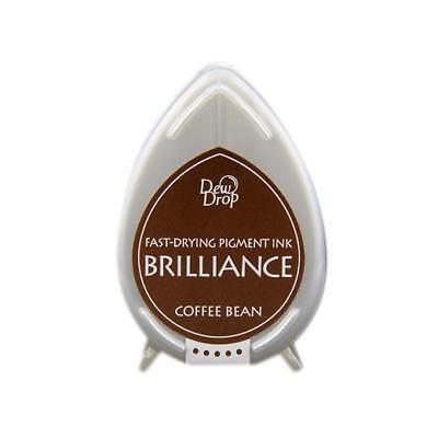 Brilliance Dew Drop Pigment Ink - Tsukineko Brilliance Dew Drop Pigment Ink Pad