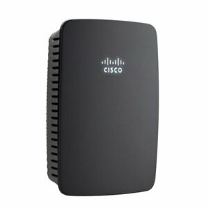 LINKSYS CISCO RE1000 WIFI NETWORK RANGE EXTENDER AMPLIFIER N300