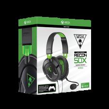 Turtle Beach Recon 50X Black Headset Xbox One