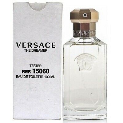 Versace The Dreamer Men 3.4 oz 100 ml Eau De Toilette Spray Tst Bottle