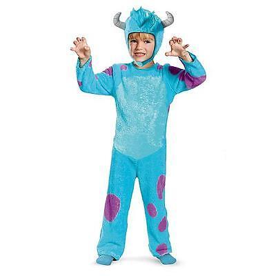 Sully Monster Kostüm (Kostüm~USA~92-98-104~Sully~Sulley~Disney~Karneval~Fasching~Monster~Pixar~türkis)