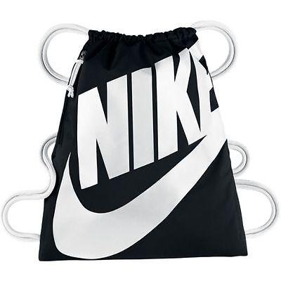 Nike Unisex Heritage Day Pack Drawstring Gym Sack   Athletic Gym Bag BA5351  011 26e5512fd3
