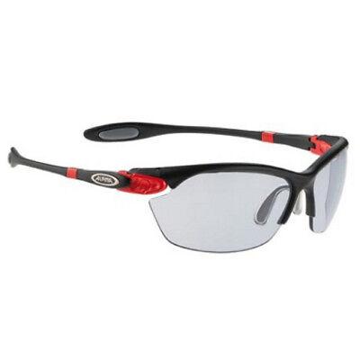 Alpina Fahrradbrille Sportbrille Twist Three 2.0 VL black-red