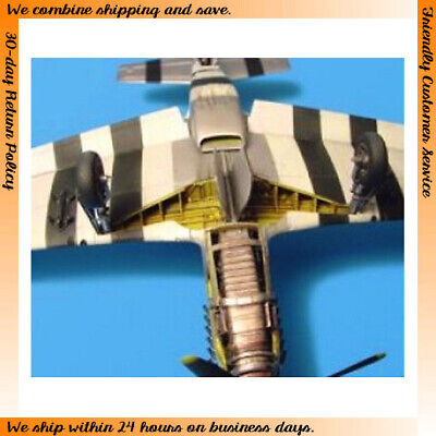 Aires 4219 1/48 P-51D Mustang Wheel Bay for Tamiya kit