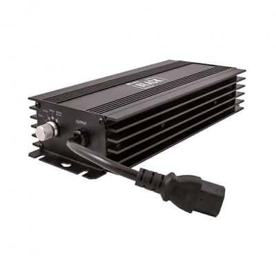 Hydroponics 600w HPS LUMii BLACK Digital Dimmable Ballast Only 250w - 660w watt