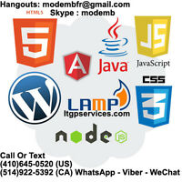 High Level IT Development (Web, Apps)