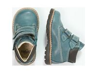 Lost boys shoe blue boot