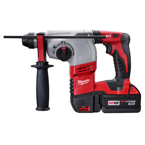 Milwaukee  M18™ Brand New Cordless Lithium-Ion 7/8 in. SDS Plus