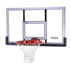 WTB: Basketball net with backboard