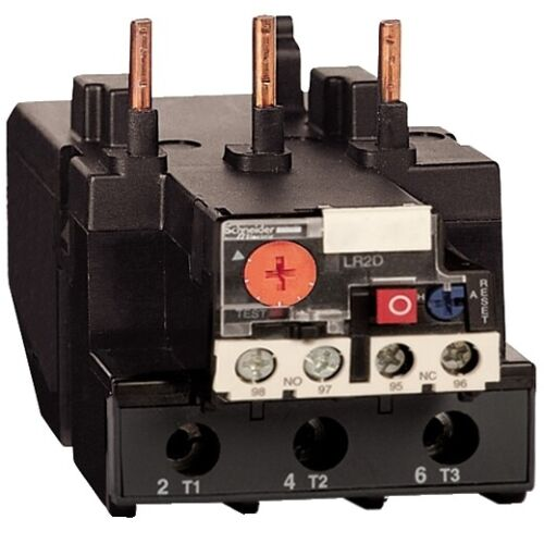 Schneider electric thermal overload relay LR2D3522