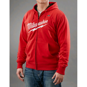 Milwaukee heated hoodie with battery and charger *size lrg*