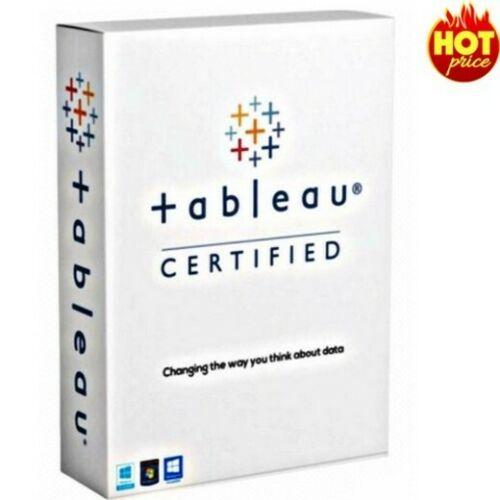 Tableau Desktop Pro Edition 2020 ✅Lifetime Activation