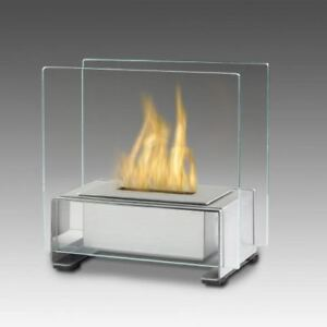 ECO - FEU PARIS MODEL TT-0013 INDOOR/OUTDOOR TABLETOP FIREPLACE
