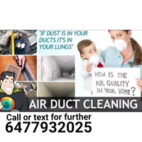 Duct and vents cleaning services $99 6477932025