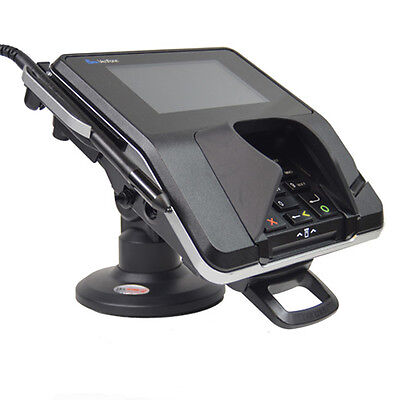 Credit Card Stand - For Verifone Mx915925 Compact 3 Tall Complete Kit