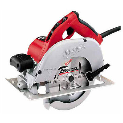Milwaukee 6391-21 7-14 In. Left Blade Circular Saw With Case