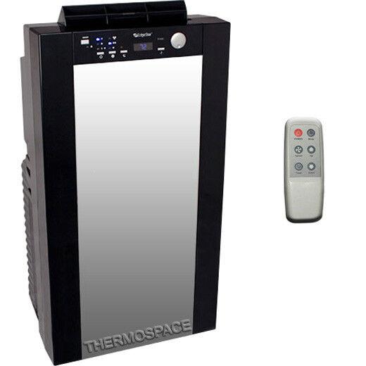 14k btu portable air conditioner w heat ac heater dehumidifier window kit 854502001993 ebay. Black Bedroom Furniture Sets. Home Design Ideas