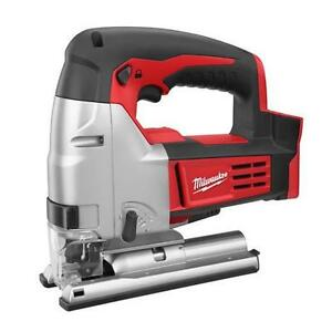 Milwaukee M18 Reconditioned Cordless Jigsaw Tool Only