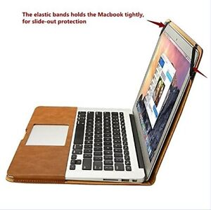 Macbook Pro 13 inch Case, Jisoncase leather L Brand new