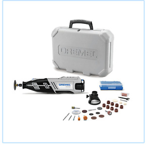 Dremel 8200 Cordless 12V Rotary Tool 28 accessories & 1 attach