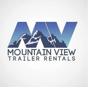 Utility Trailer Rentals as low as $25/day