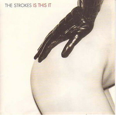 THE STROKES IS THIS IT LP VINYL 33RPM NEW