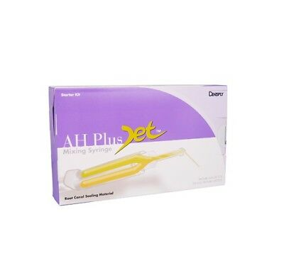 Ah Plus Jet Starter Kit Syringe Dental Teeth Stability Intral Oral Tip