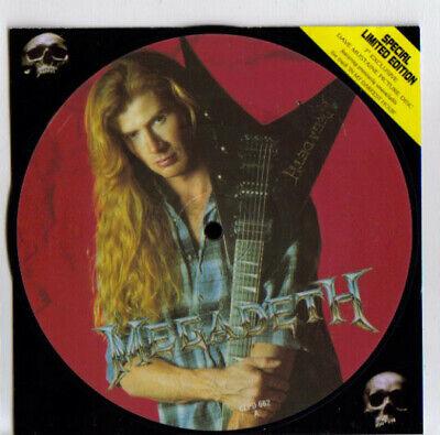 NEW! Megadeth Symphony Of Destruction 7