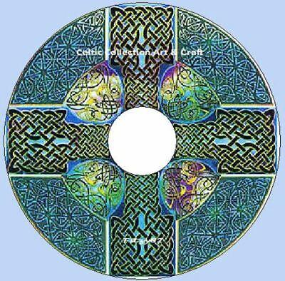 Celtic Gaelic Collection Art & Craft CD Rom