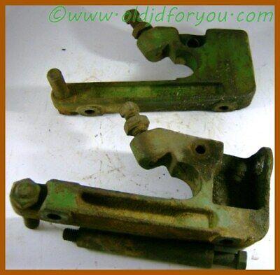 M1397t M1398t John Deere Mt M 40 420 Implement Attaching Brackets Get A Kit