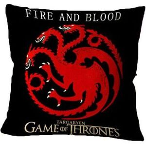 Brand New- Game of Thrones Decorative Pillow Covers Sarnia Sarnia Area image 3