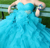 The night moves prom dress
