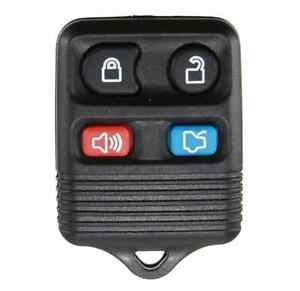 4 Button Remote Keyless Entry Key Fob Transmitter for Ford