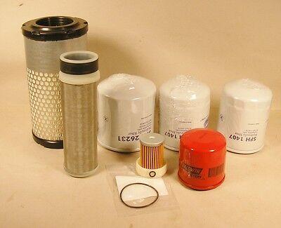 Kubota Rtv-x900 Rtv-x1100 Filter Kit Fits G-a G-h R And W Models Top Quality