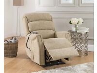 Rise and recline chair - excellent condition for sale