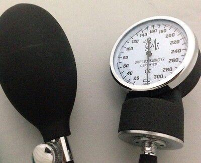 New Aneriod Sphygmomanometer Blood Pressure Bp Replacement Bulb Valve Gauge