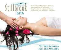 Stillbrook Spa Re-Opening Event