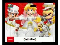 Mario Odyssey Amiibo Triple Pack
