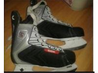 SBK hockey style ice skates