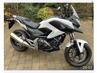 Honda NC 750 X ABS Model. £3495 Ono. SOLD PENDING COLLECTION!