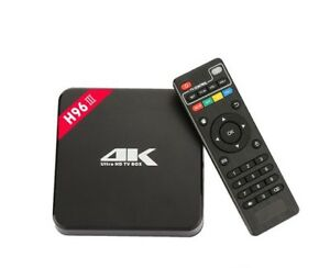 ANDROID TV BOX   4GB/32GB ANDROID 7.1