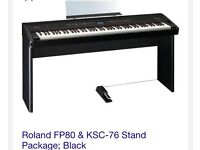 ROLAND ELECTRIC PIANO! MUST GO