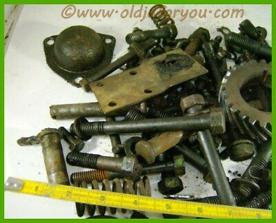 John Deere 40 M2084t M285t Sway Chain Bolt Crankshaft Gear Bolt 17 Pound Special