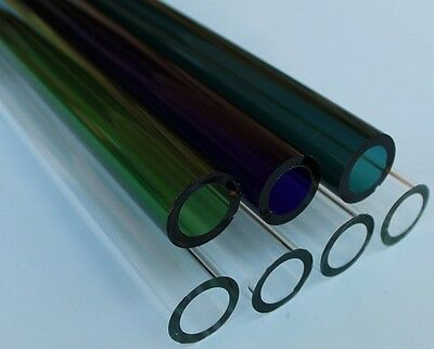 Borosilicate Glass Tubing Od 25mm Wall Thickness 4mm 7 Pieces Free Shipping