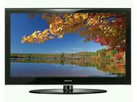 "Samsung 40"" LCD tv full hd 1080p built in freeview tv is in mint condition fully working ."