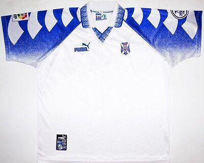 tenerife (spain) football shirt XL 1997 image