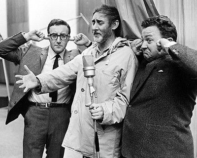 The Goons Milligan Secombe Sellers Funny BW 10x8 Photo
