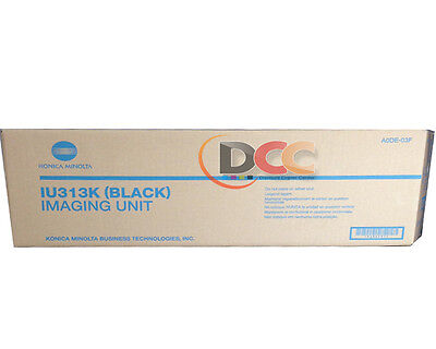 Genuine IU313K Black Imaging Unit for Konica Minolta Bizhub C353